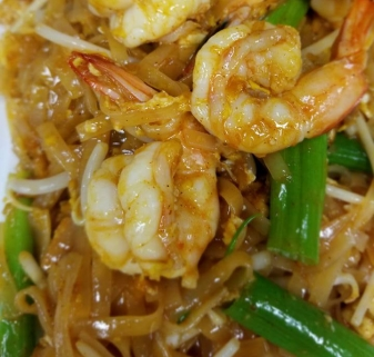 The best pad thai_Thai food_Oros Thai