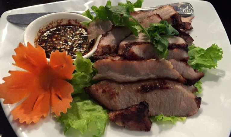 Oros Thai_Thai food_Korr Moo Yang_San Jose