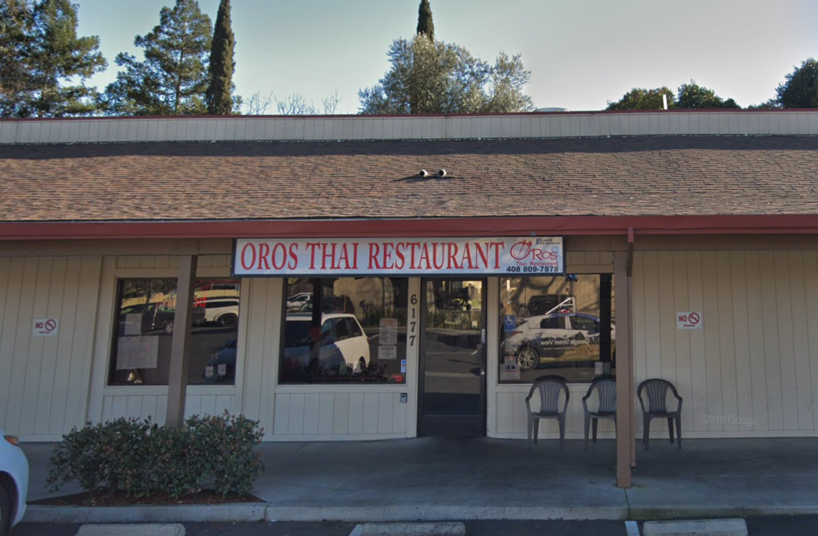 Oros Thai_Authentic Thai food, San Jose SF