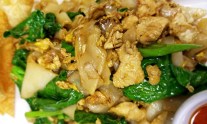 Oros Thai_Pad See Ew noodle_authentic Thai food