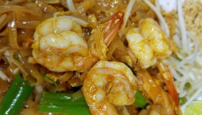 Oros Thai_Pad Thai noodle_authentic Thai food